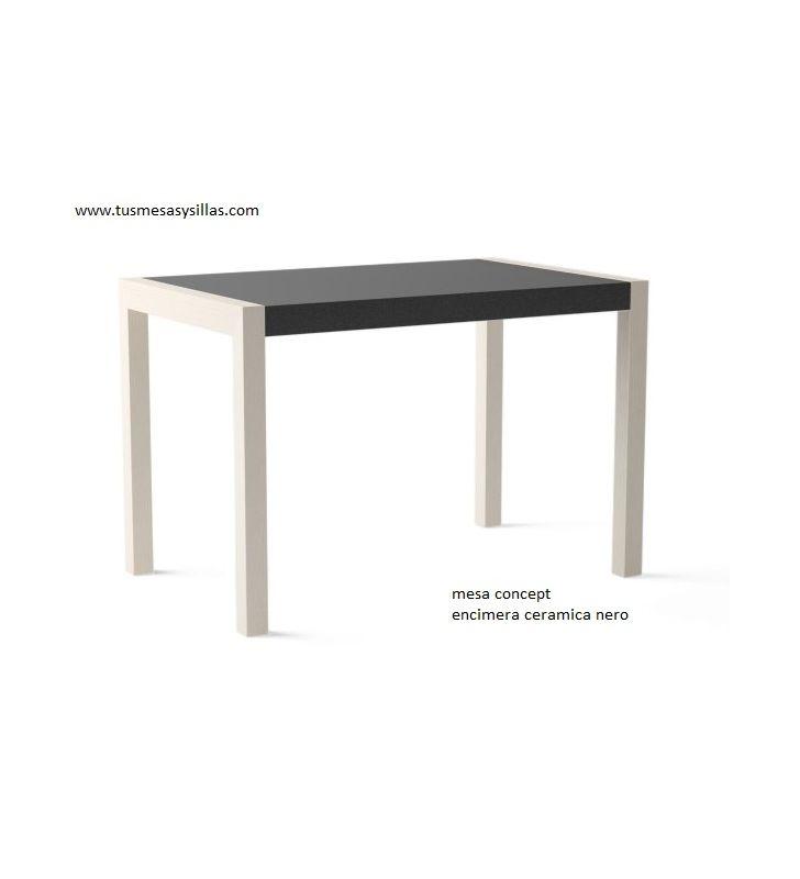 mesas-encimera-porcelanico-nero