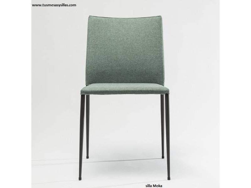 silla Moka tapizada ondarreta