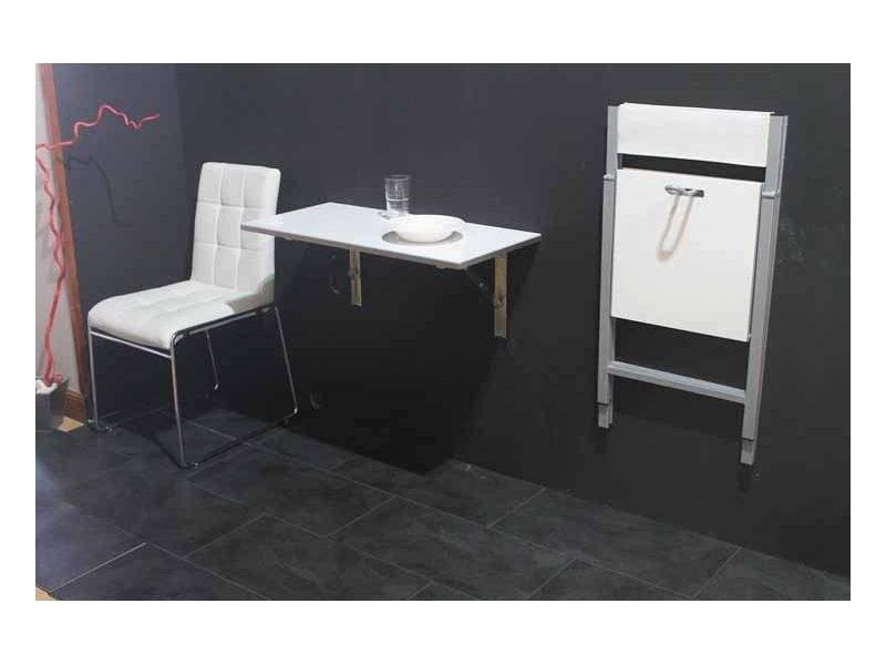 mesa, balda abatible de pared