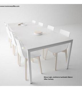 Mesa Logic XL con encimera en ceramica