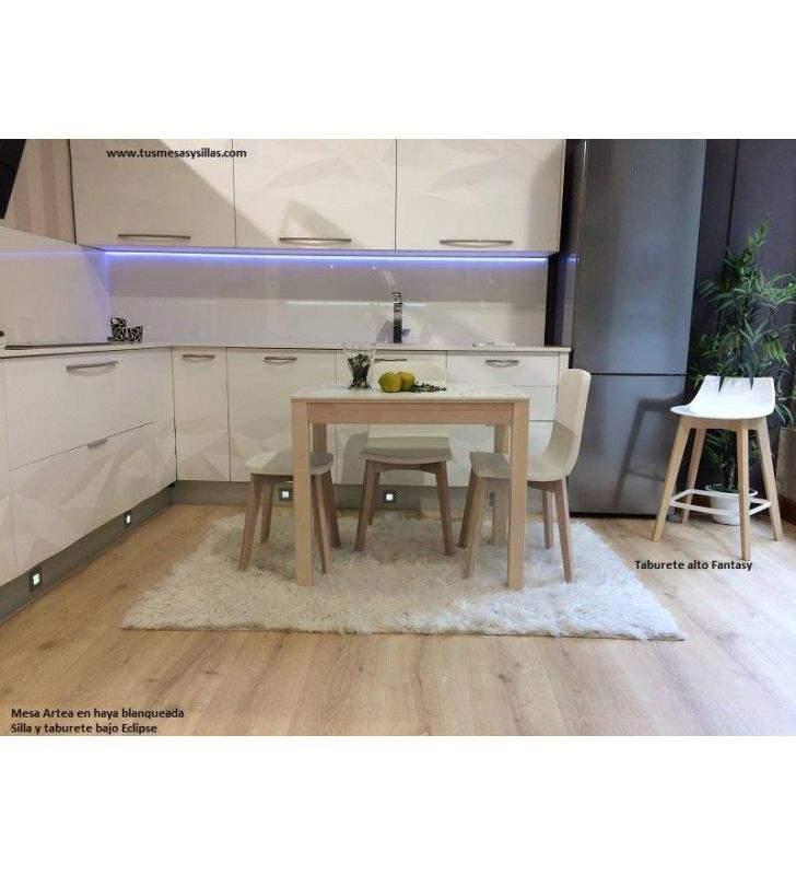 mesa cocina extensible Artea encimera Dekton