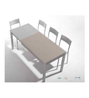 Mesa extensible Tesa con encimera en Dekton