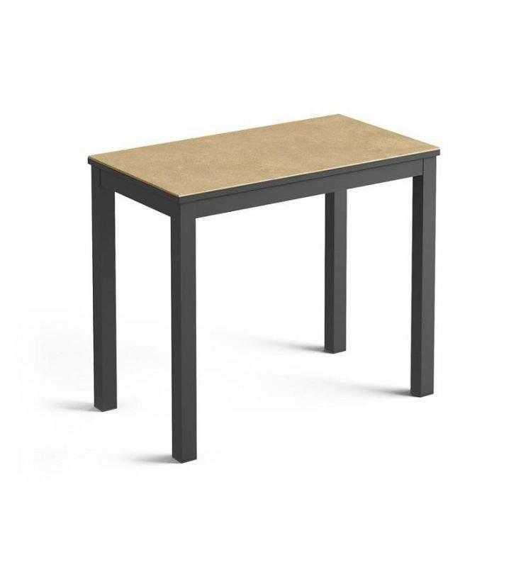 Table extensible Livia à Dekton.