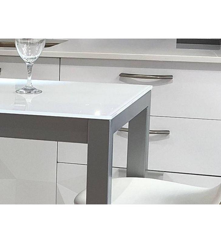 Barra alta estrecha Logic fondo 40 y 50 cm