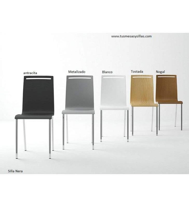 silla-cocina-estrecha-nera