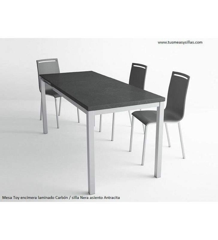 Silla-asiento-antracita-cocina-pequeñas
