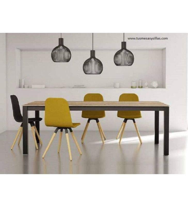 silla-moderna-tapizada-madera