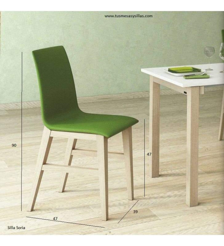 sillas-tapizadas-estrechas-cocina