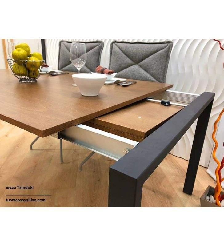 Mesa Punto extensible Ondarreta 150x90 cocina y comedor