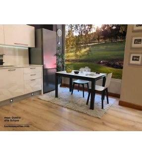 mesa-antracita-blanco-cocina