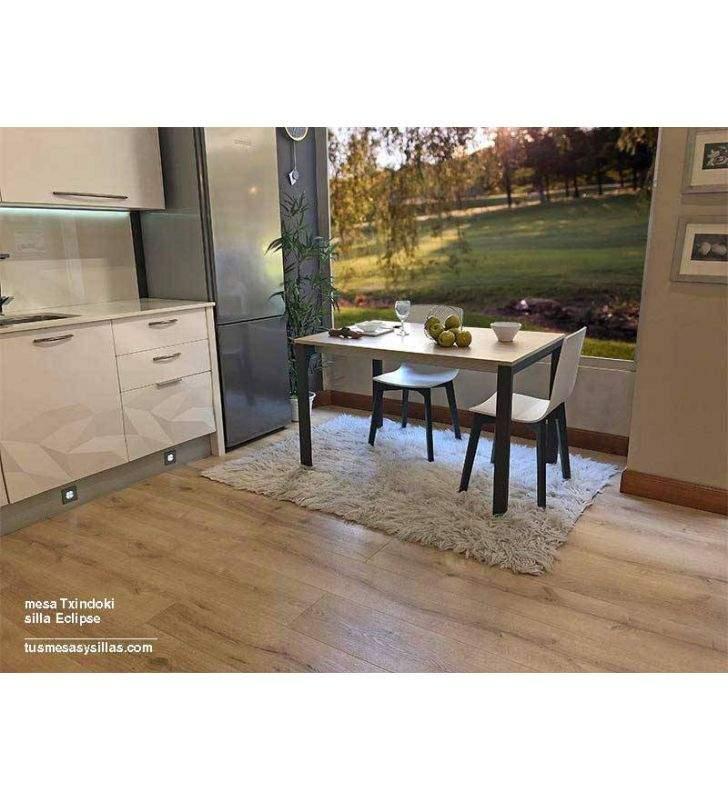 mesa-cocina-antracita-madera