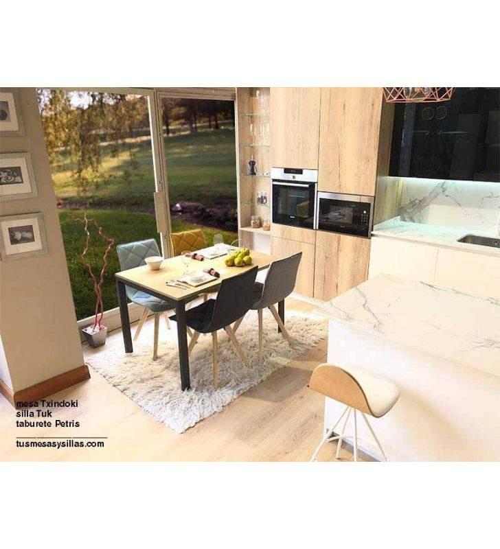 mesas-estrechas-alargadas-madera