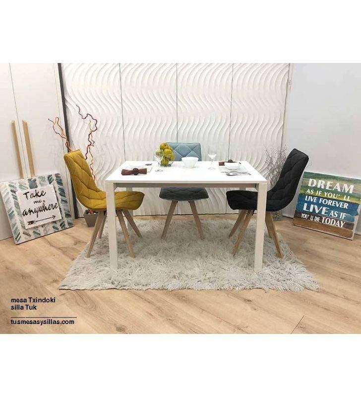 mesa-comedor-blanca-130x70