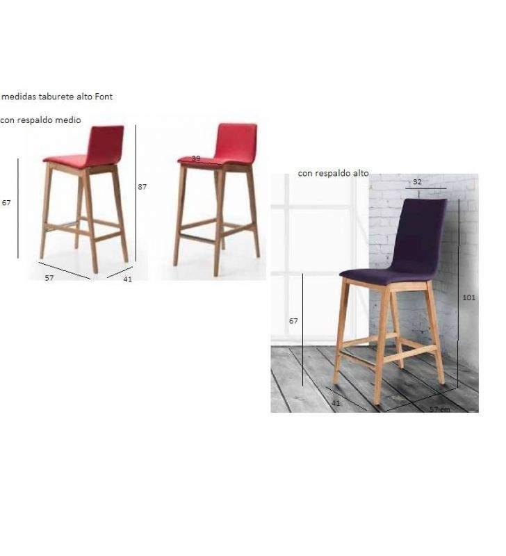 medidas-taburete-alto-madera