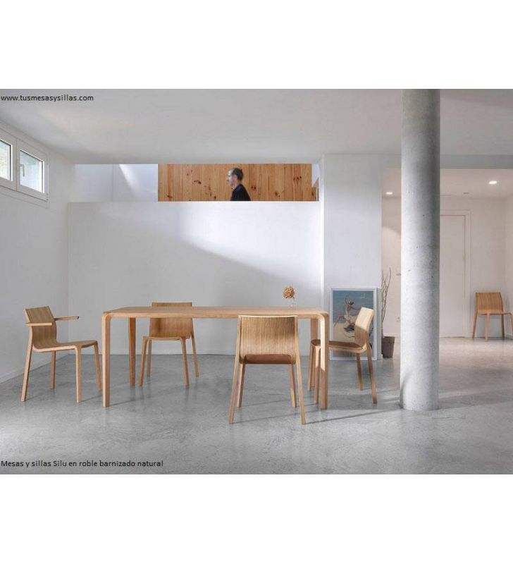 Mesa-madera-silu-ondarreta