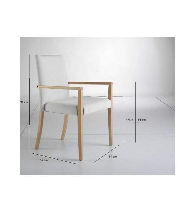 sillas-tapizadas-salon-apoyabrazos
