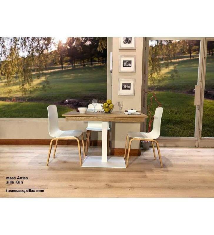 silla-blanca-madera-roble