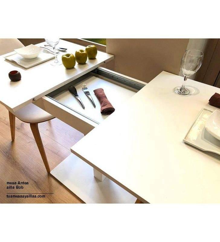 Table extensible centrale Antea