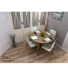 mesas-redondas-madera-roble