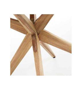 Mesas-redondas-de-madera-