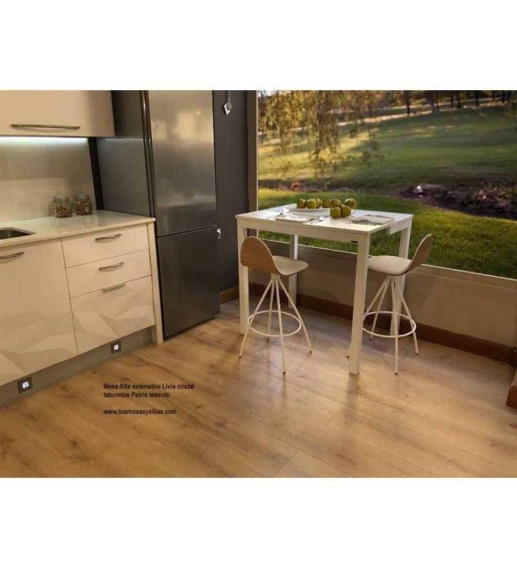 Table petite et étroite Livia pour cuisine