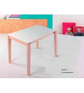 Mesa madera nórdica Senso