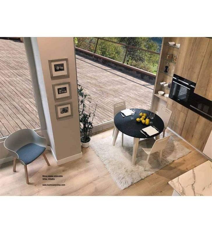 Mesa-redonda-marmolado-cocina