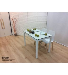 Mesa-Flora-cocina-porcelánico
