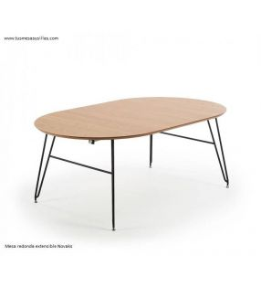 Table ronde extensible Norfort