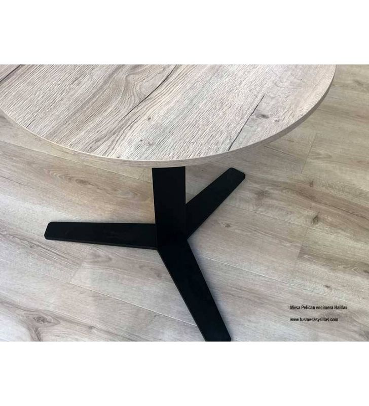 Peliccan-mesa-redonda-pequeña