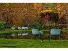 Silla Bai de diseño para terraza y jardín
