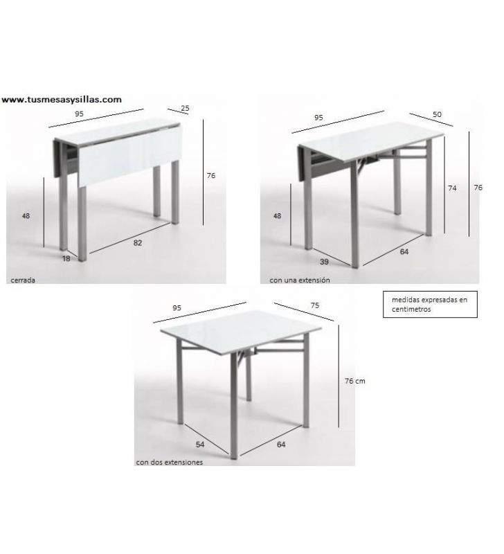 medidas-mesa-estrecha-cocina