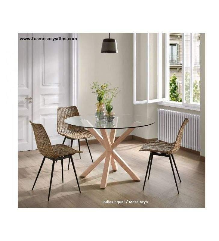 sillas-estilo-vintage-cocina