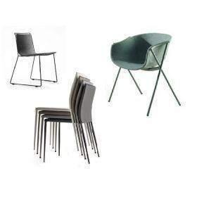 chaises contemporaine