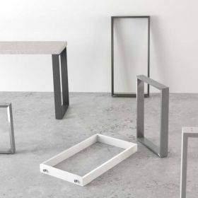 Bastidores para mesas y patas para mostradores o mesa alta de bar