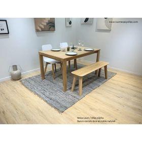 Tables personnalisées pour salon ou salle à manger en plusieurs tailles