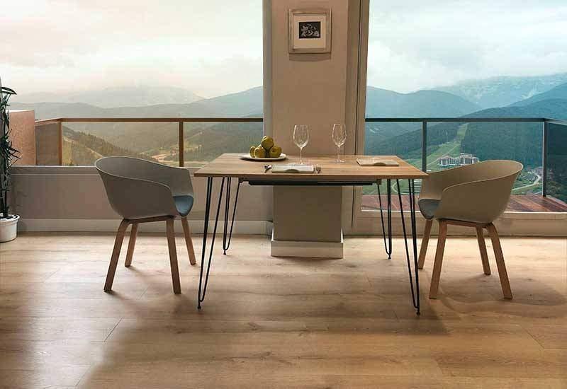 Mesas extensibles a 2,50 y 3 metros