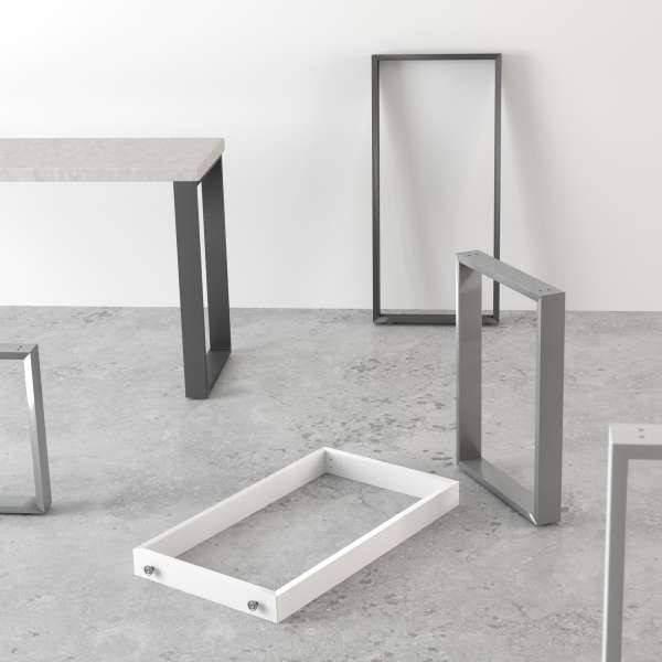 Bastidores de mesa y patas de mostrador