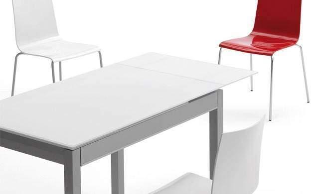 mesas con fondo de 65 cm