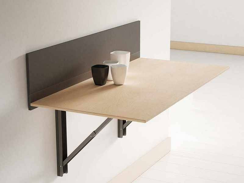 Mesa balda abatible pared