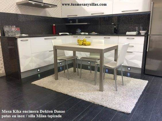 Table de cuisine extensible Penta