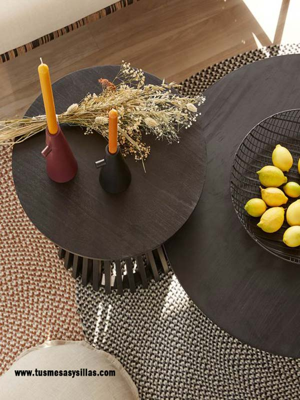 Mesa-auxliar-madera-teca-negro