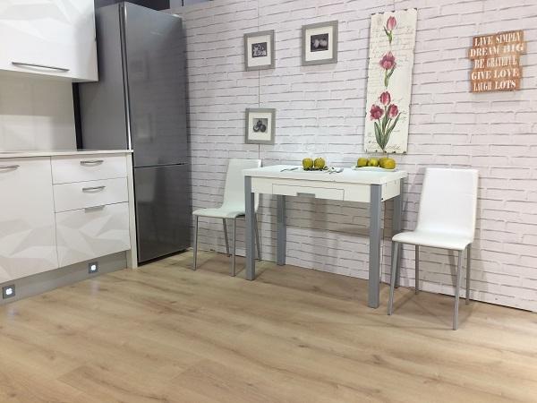 mesas estrechas de cocina
