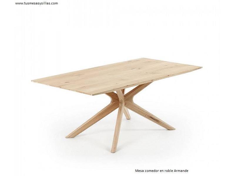 table-bois-massif-chêne