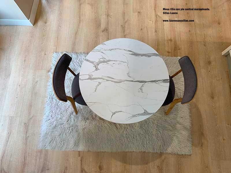 Mesa-redonda-encimera-calacatta