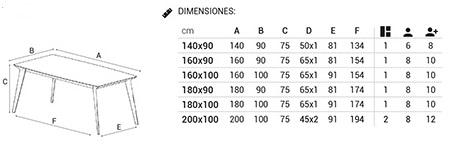 medidas-silla-infinity